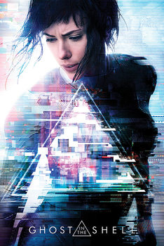 Ghost In The Shell - One Sheet плакат
