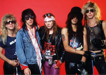 Guns N Roses - Poster плакат