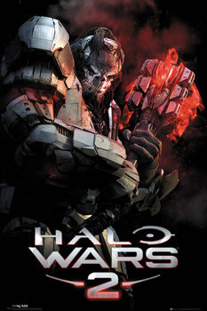 Halo Wars 2 - Atriox плакат