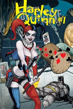 Harley Quinn - Nr.1 плакат