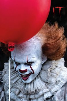 IT - Balloon плакат
