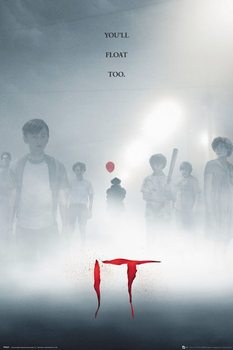 IT - Key Art плакат