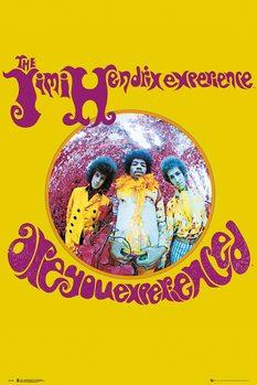 Jimi Hendrix - Experience плакат