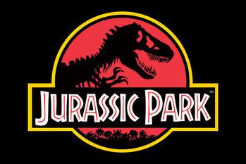 Jurassic Park - Classic Logo плакат