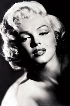 Marilyn Monroe - glamour - плакат