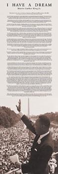 Martin Luther King плакат