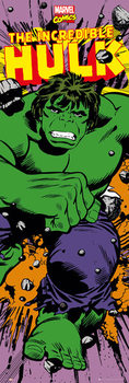 Marvel - Hulk - плакат