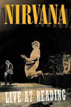 Nirvana - reading плакат