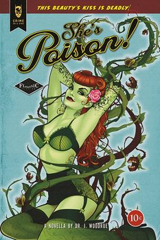 Poison Ivy - She's Poison  - плакат