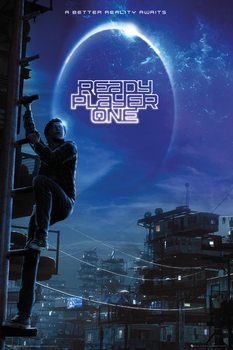 Ready Player One - One Sheet плакат