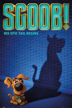 Scoob! - One Sheet плакат