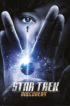 Star Trek: Discovery - International One Sheet плакат