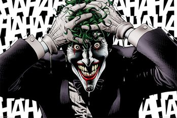The Joker - Killing Joke - плакат