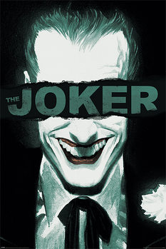 The Joker - Put on a Happy Face плакат