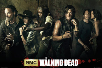 The Walking Dead - Season 5 плакат