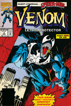 Venom - Lethal Protector Part 2 плакат