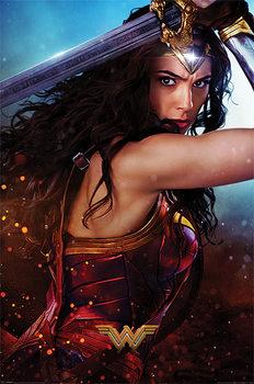Wonder Woman - Wonder плакат