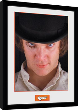 Clockwork Orange - Alex Рамкиран плакат