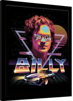 Рамкиран плакат Stranger Things - Billy