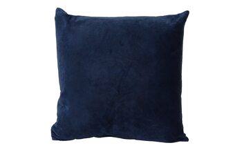 Подушка Cushion Khios -  Velvet Dark Blue