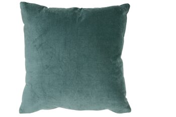 Подушка Cushion Khios -  Velvet Ocean Blue