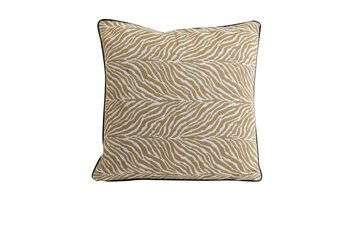 Подушка Cushion Zebra - Brown-White