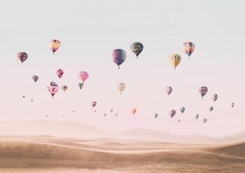 художествена фотография Around the world