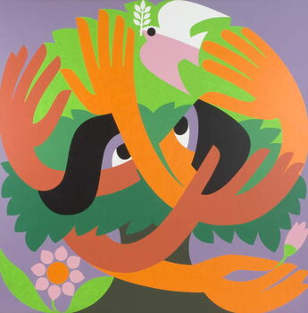 Bird Watchers, 1973 Художествено Изкуство