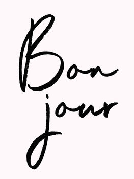 илюстрация bonjour
