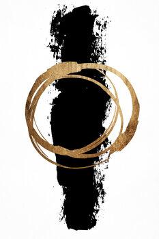 илюстрация Circle And Line