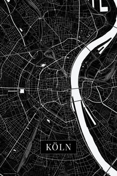 Карта на Cologne black