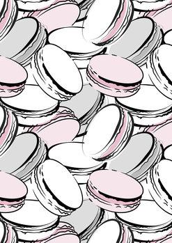 илюстрация Macarons
