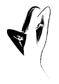 илюстрация Pose