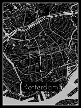 Карта на Rotterdam
