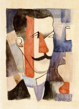 Study for Paludes, 1917-1920 Художествено Изкуство