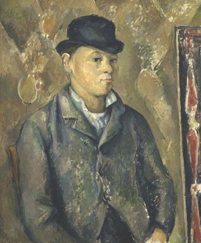The Artist's Son, Paul, 1885-90 Художествено Изкуство