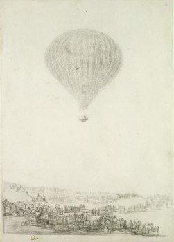 The Montgolfier Brothers, c.1800-08 Художествено Изкуство