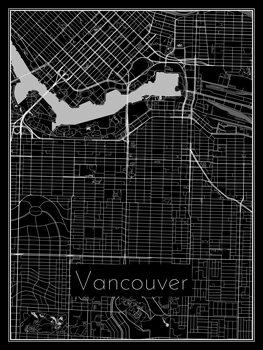 Карта на Vancouver