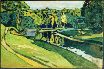 Autumn, 1900 Художествено Изкуство