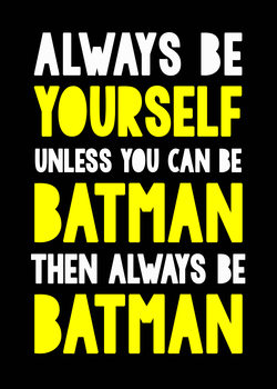илюстрация batman