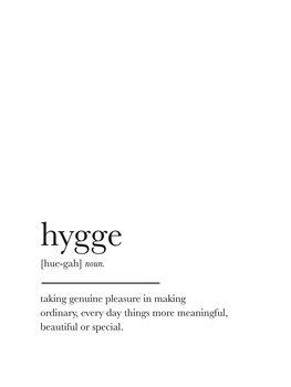 илюстрация hygge
