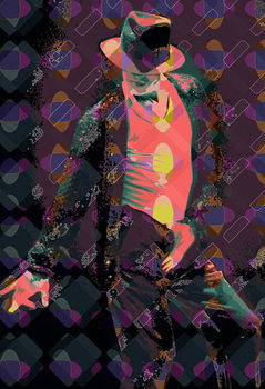 Michael J 2, 2013 Художествено Изкуство