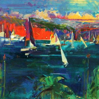 North Head, Sydney Harbour, 2012 Художествено Изкуство