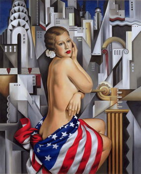 The Beauty of Her Художествено Изкуство