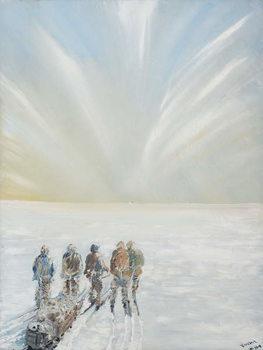 The Black Speck 16th January 1912, 2012, Художествено Изкуство