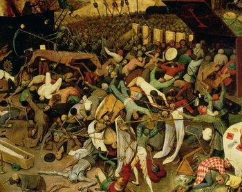 The Triumph of Death, c.1562 (oil on panel) Художествено Изкуство