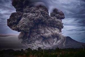 Sopky a vulkány
