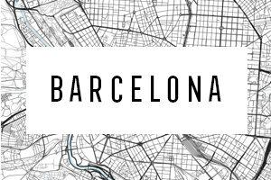 Hărți Barcelona