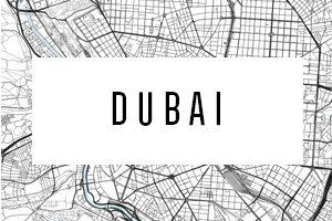 Mapas de Dubai