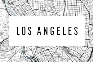 Mapy Los Angeles